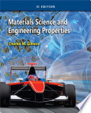 Materials Science and Engineering Properties  SI Edition