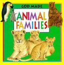 God Made Animal Families