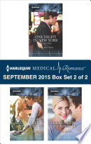 Harlequin Medical Romance September 2015 Box Set 2 Of 2