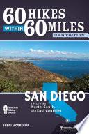 60 Hikes Within 60 Miles  San Diego