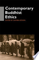 Contemporary Buddhist Ethics