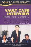 Vault Case Interview Practice Guide