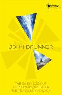 John Brunner SF Gateway Omnibus-book cover