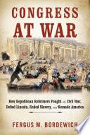Congress at War Book PDF