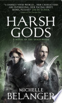 Harsh Gods (Conspiracy of Angels 2) Book Cover