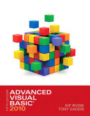 Advanced Visual Basic 2010