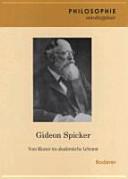 Gideon Spicker