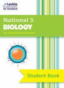 National 5 Biology Student Book