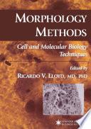 Morphology Methods