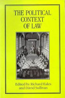 The Political Context of Law