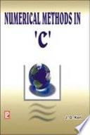 Numerical Methods in  C