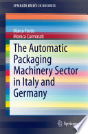 The Automatic Packaging Machinery Sector in Italy and Germany