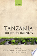 Tanzania Prosperity Series Is Concerned With The