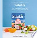 Les 30 recettes à préparer avec le fromage Salakis