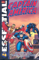 Essential Captain America - : every bit of it against such...