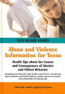 neglect as the main reason for teen violence The evidence for each of the approaches in preventing violence or its associated risk factors is included as the third component this package is intended as a resource to guide and inform prevention decision-making in communities and states.