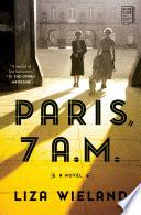 Paris  7 A M  Book PDF