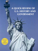 A Quick Review of U S  History and Government