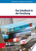 Das Schulbuch in der Forschung