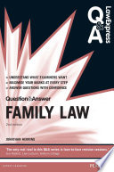 Law Express Question and Answer  Family Law