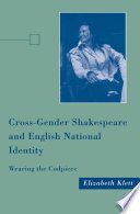 Cross Gender Shakespeare and English National Identity