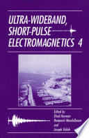 Ultra Wideband Short Pulse Electromagnetics 4