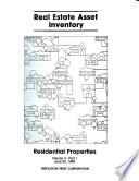 Real Estate Asset Inventory Book PDF