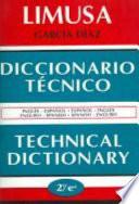 Diccionario T  cnico