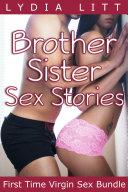 Brother Sister Sex Stories   First Time Virgin Sex Bundle