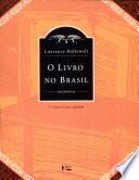 O Livro No Brasil book