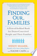 Finding Our Families Book PDF