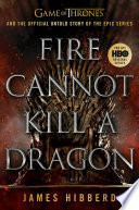 Book Fire Cannot Kill a Dragon