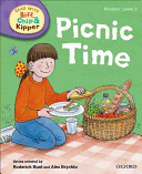 Oxford Reading Tree Read with Biff  Chip and Kipper  First Stories  Level 2  Picnic Time