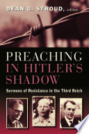Preaching in Hitler s Shadow
