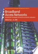Broadband Access Networks