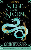 Siege and Storm: Chapters 1-5 by Leigh Bardugo