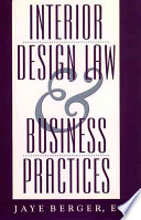 Interior Design Law and Business Practices