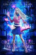 Elemental Fae Academy Book One A Reverse Harem Paranormal Romance