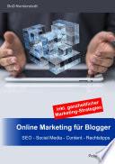 Online Marketing f  r Blogger