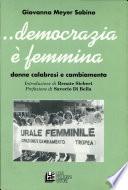 Democrazia    femmina