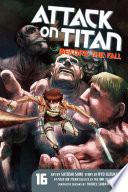 Attack On Titan: Before The Fall 16 : the expedition arrives. if the survey...