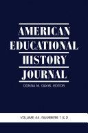 American Educational History Journal