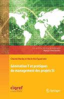 illustration du livre Génération Y et pratiques de management des projets SI