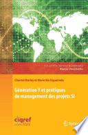 illustration Génération Y et pratiques de management des projets SI
