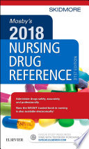 Mosby s 2018 Nursing Drug Reference   E Book