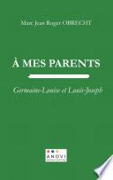 illustration À MES PARENTS