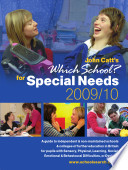 Which School  for Special Needs 2009 2010