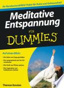 Meditative Entspannung f  r Dummies