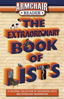 The Extraordinary Book of Lists