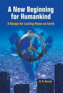 A New Beginning for Humankind